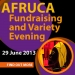 AFRUCA Fundraising and Variety Evening