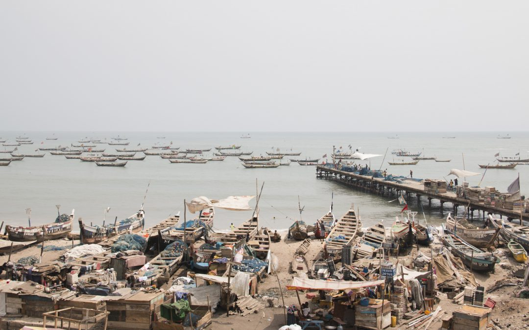 Children In Ghana's Fishing Sector: If We Dont Understand Slavery, We Cannot Help Its Victims